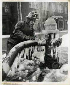 Hydrant man - because someone needs to get water to the fire.