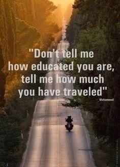 3. #éduqué - 57 offres de #voyage pour nourrir #votre Wanderlust... → #Travel