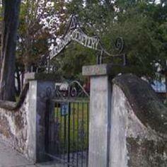 Huguenot cemetery, St. Augustine FL