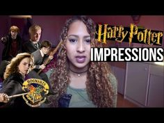 HARRY POTTER IMPRESSIONS | LAKEISHA LANSDORF
