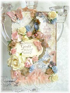 ODBDSLC103....God'sBeauty by okimom2girlz - Cards and Paper Crafts at Splitcoaststampers
