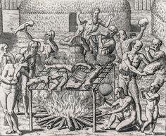 El canibalismo no es una dieta nutritiva - Quo
