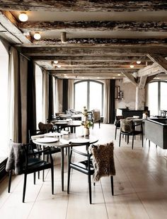 Noma in Copenhagen is a must-try restaurant