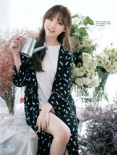 Lovelyz Kei for Him Magazine Kpop Girl Groups, Korean Girl Groups, Kpop Girls, Asian Woman, Asian Girl, Jin Park, Lovelyz Kei, Female Reference, Vietnamese Dress