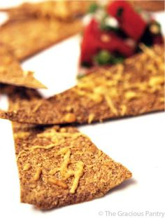 Clean Eating Recipes | Clean Eating Tortilla Chips