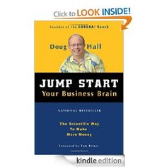 """This is one of the best marketing books ever written.  Doug Hall explains the 3 """"Laws of Marketing Physics.""""  Mastering these simple concepts will improve any advertising message.  A must read for all small business owners."""