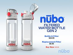 Home - Nubo Filtered Water Bottles