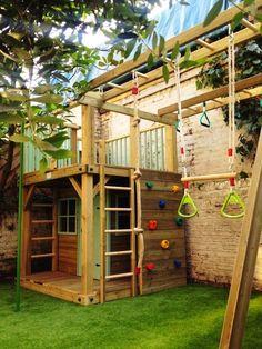 Met deze fantastische speelhuisjes voor buiten, raken je kids nooit meer uitgespeeld...