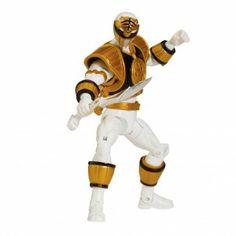 Power Rangers Megaforce Armored Mighty Morphin White Ranger 2