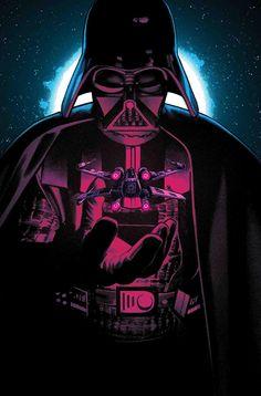 star wars wallpaper Logo is part of Star Wars Logo Wallpaper Images - Star Wars Vader Dark Visions 4 by Greg Smallwood Darth Vader Cosplay, Anakin Vader, Vader Star Wars, Anakin Skywalker, Star Trek, Darth Vader Artwork, Pokemon, Star Wars Books, Star Wars Comics