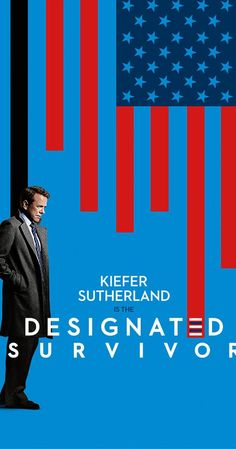 Created by David Guggenheim.  With Kiefer Sutherland, Natascha McElhone, Adan Canto, Italia Ricci. A low-level Cabinet member becomes President of the United States after a catastrophic attack kills everyone above him in the Presidential line of succession.