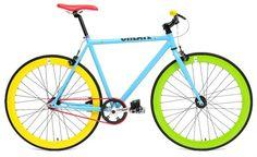 Create Pale Blue  http://www.santafixie.com/comprar-bicicleta-fixie/create/create-pale-blue.html