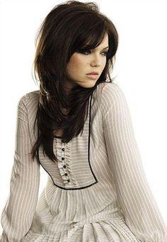Mandy Moore hair.