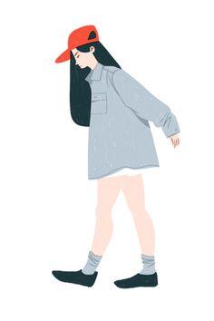 fashion sketch/shape practicesomeday I'll draw something besides fashionable women