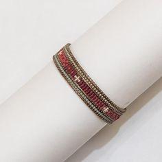 Cruz Beaded Bracelet