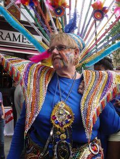 Notting Hill Carnival Masquerade