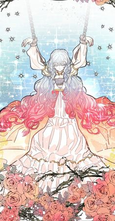 Kawaii Anime Girl, Anime Art Girl, Manga Girl, Anime Girl Dress, Character Art, Character Design, Romantic Manga, Princess Drawings, Anime Princess