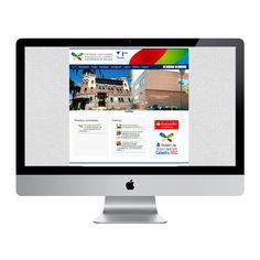 Web para Cátedra Santander de Responsabilidad Social Corporativa de la UMA.     www.catedrarscuma.es/
