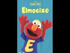 Elmocize Sing Along-Sesame Street - YouTube