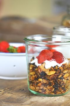 No Bake Gluten Free Granola | Gluten Free on a Shoestring