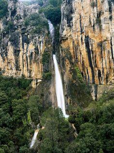 Cascada de Linarejos, Sierra de Cazorla (Jaén - Andalucía) Spain JUAN CARLOS MUÑOZ / AGE FOTOSTOCK