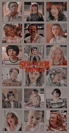 Stranger Things Girl, Stranger Things Characters, Bobby Brown Stranger Things, Stranger Things Have Happened, Stranger Things Aesthetic, Stranger Things Netflix, Starnger Things, Cute Wallpapers, Pictures