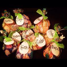 Easter goody bags for Kindergarten class