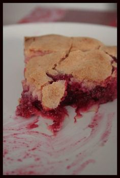Pie Crumble, Brunch Buffet, Sweet Pastries, Sweet Pie, Delicious Desserts, Raspberry, Good Food, Food And Drink, Favorite Recipes