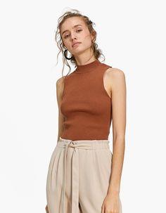 Top cà Summer Trends, Short Dresses, Camisole Top, Tank Tops, France, Women, Fashion, Vestidos, Shirts