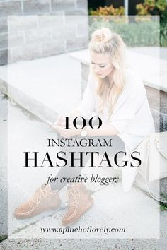 I'm back with round two of my favorite hashtags for bloggers – this time with an emphasis on creative bloggers...