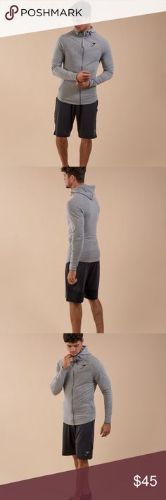 NWT Gymshark fitted hoodie men's small New. Seal. Ready to ship. Men's size s. Retail $52. Price is firm! Tags: Brandy Melville, Forever21, F21, Pacsun, Topshop, ASOS, Missguided, American Apparel, AA, Adidas, Nike, H&M, Zara, Stussy, Thrasher, Urban Outfitters, UO, Omighty, Omweekend, Stussy, UNIF, Dolls Kill, Demonia, Current Mood, YRU, Supreme, Hypebeast Gymshark Shirts Sweatshirts & Hoodies