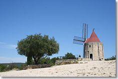 Fontvieille, Provence