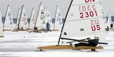 Ready for the beach but sipping coffee and watching Dutch guys sail on ice: http://armadilloisland.com/coconuthazelnut-sailing-on-ice/ …