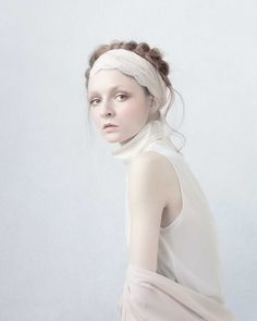 Gorgeous Conceptual Portrait Photography by Kristina Varaksina #inspiration #photography