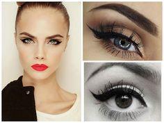 Kuyruklu Eyeliner / Tailed Eyeliner