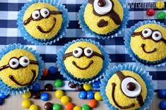 Minionki  / Minions Cupcakes / Despicable Me