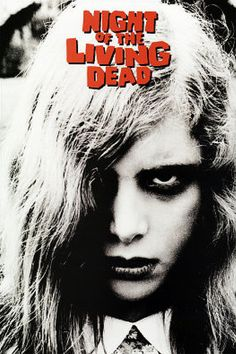 """Romero's """"Night of the Living Dead"""" is one of the first and the most gruesome zombie movies of all time. Watch this horror classic on SnagFilms for free! Zombie Movies, Scary Movies, Great Movies, Cult Movies, Film Movie, Films D' Halloween, Halloween Horror, Dark Romance, Classic Horror Movies"""