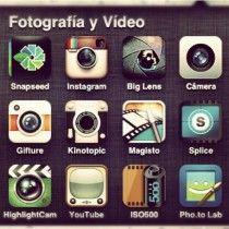 Las aplicaciones de fotografía que no pueden faltar en tu iPhone o Android
