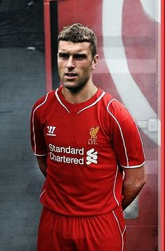 First summer 2014 signing, Rickie Lambert