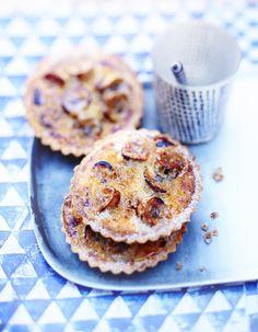 Les tartelettes banane-cannelle, le dessert qui va faire agiter vos papilles !