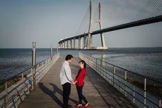 Namoro no Parque das Nações, Lisboa   Silvia e João   Fotógrafo de Casamento em Lisboa, Portugal   Luciano Reis Fotografia Engagement Session, Lisbon Portugal, Dating, Nice Photos