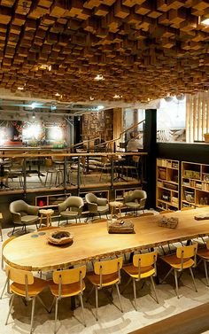 3 | Starbucks Concept Store Is A Lab For Reinventing The Brand | Co.Design | business + design
