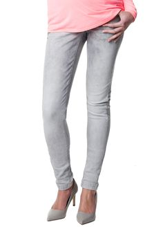 Supermom - Geke Grey Skinny Jeans