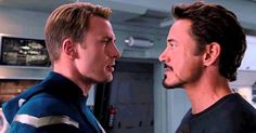 13 Great Moments in Captain America/Iron Man Slash Fiction