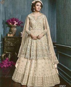 f119f6df349da Western Lehenga, Indian Western Dress, Dress Indian Style, Salwar Kameez,  Kurta Lehenga