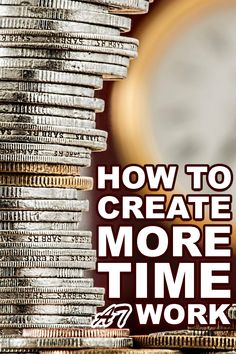How to Create More Time at Work (3 Useful Time Saving Tactics)   Strong Female Leaders   #timemanagement #womenleaders #workingwomen #womeninbusiness #workingmoms #femaleleaders #womenleaders