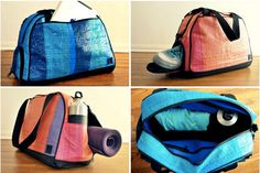 A Gym Bag With an Awesome Design and Even Better Cause #SelfMagazine