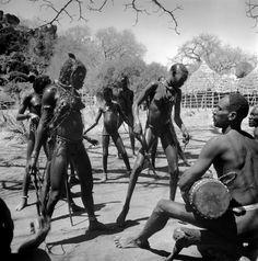 Love dance: Kau-Nyaro Nuba
