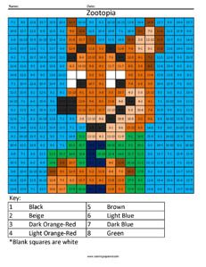Coloring Squared would like you to enjoy these free Disney Character addition and subtraction math worksheet coloring pages for you to download. Hover over an image to see what the PDF looks like. …