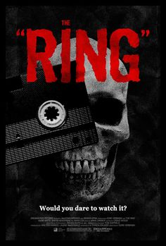 The Ring US poster by ~drMIERZWIAK